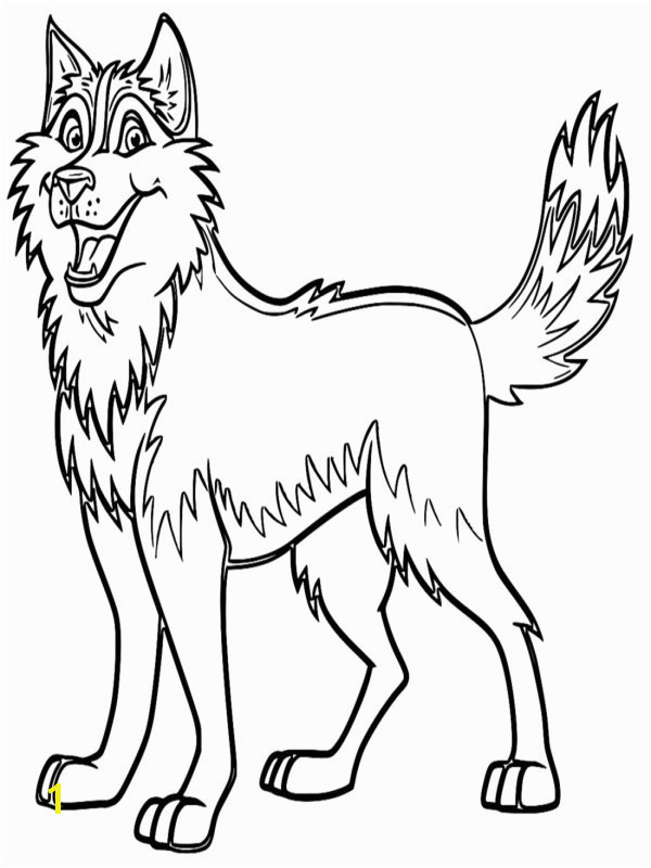 Cuyte Baby Animal Coloring Pages