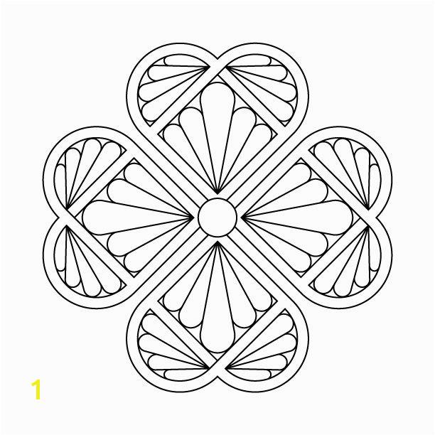 Free Printable St Patrick s Day Coloring Page 2014 PDF Artist Jennifer Bishop