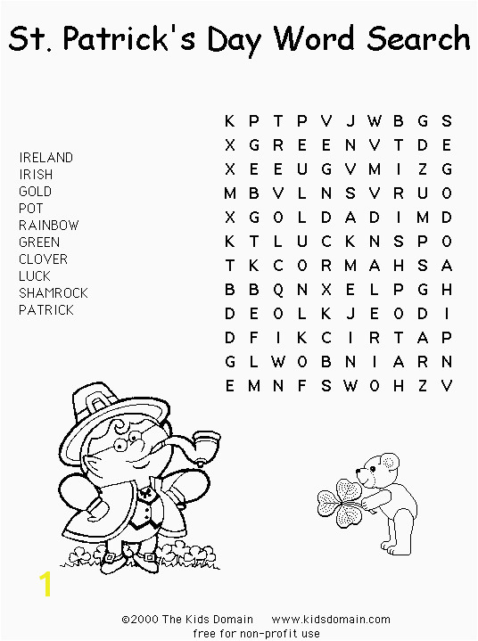 St Patrick S Day Rainbow Coloring Pages St Patricks Day Rainbow Coloring Pages