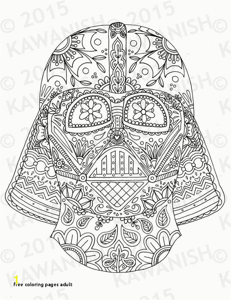 Star Wars Coloring Pages for Adults Star Wars Coloring Pages for Kids Inspirational Free Coloring Pages