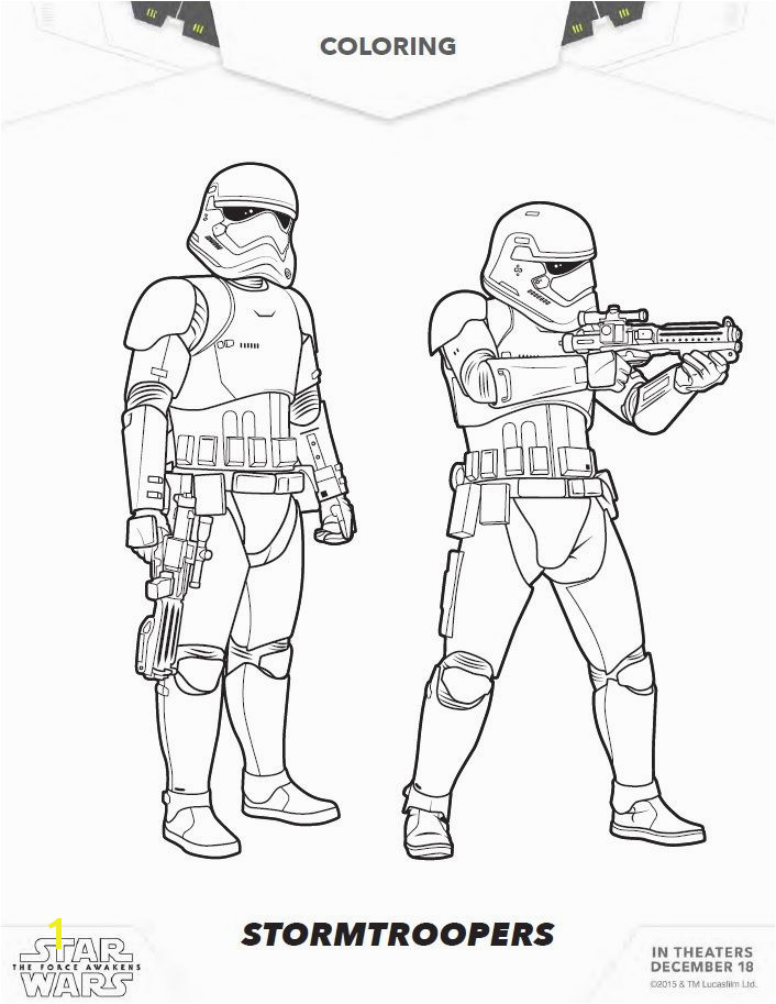 Grab your crayons and these out of this world Star Wars coloring pages Star Wars The Force Awakens Activity Pack will keep everyone busy