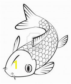 Download Koi Fish Coloring Pages Fish Drawing Koi Fish Drawing Fish Drawings