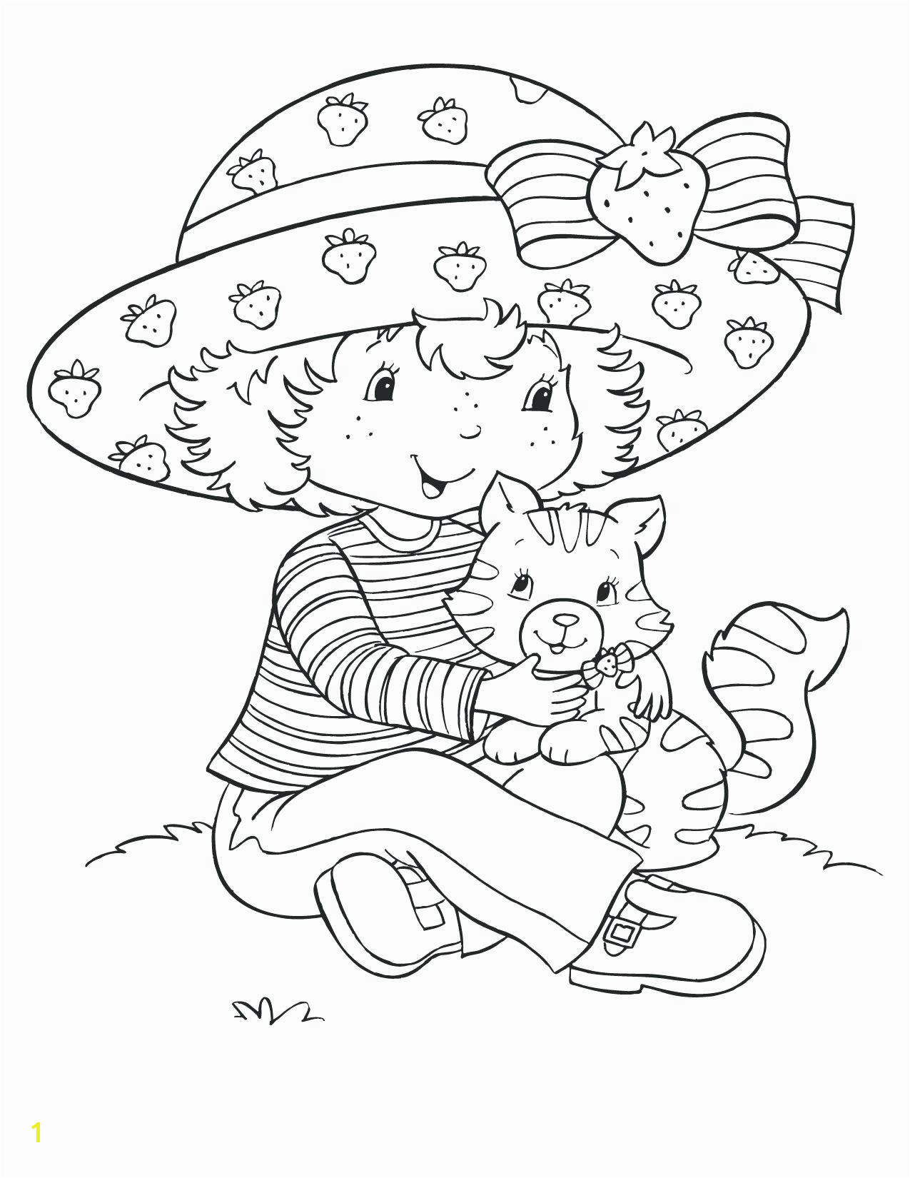 Strawberry Shortcake Doll Coloring Pages Strawberry Shortcake Doll Coloring Pages Coloring Pages Coloring