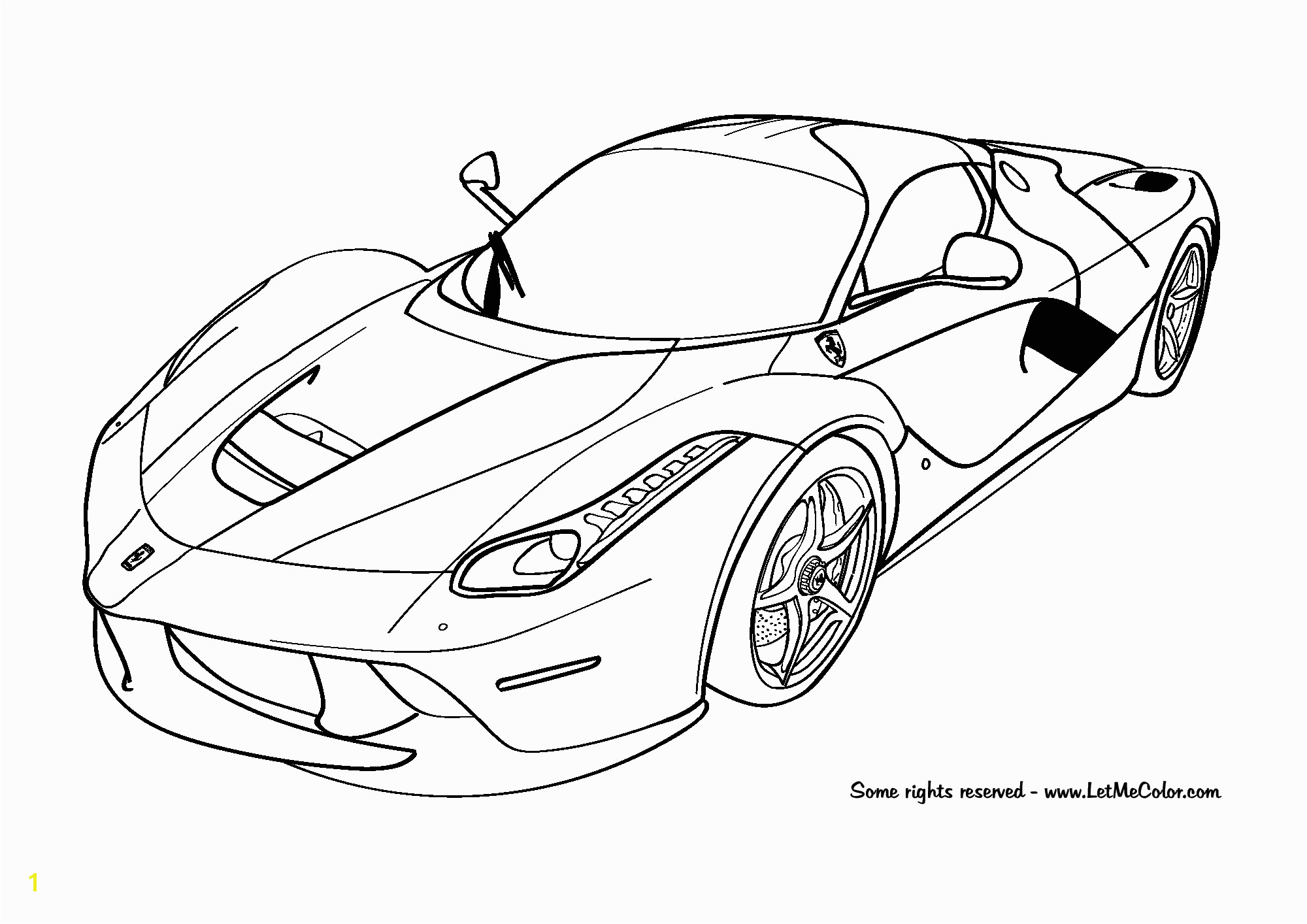 Awesome Subaru Coloring Pages Free