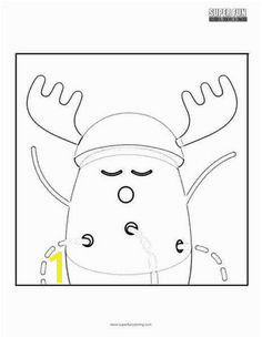 App Icon Coloring Page Dumb Ways to Die