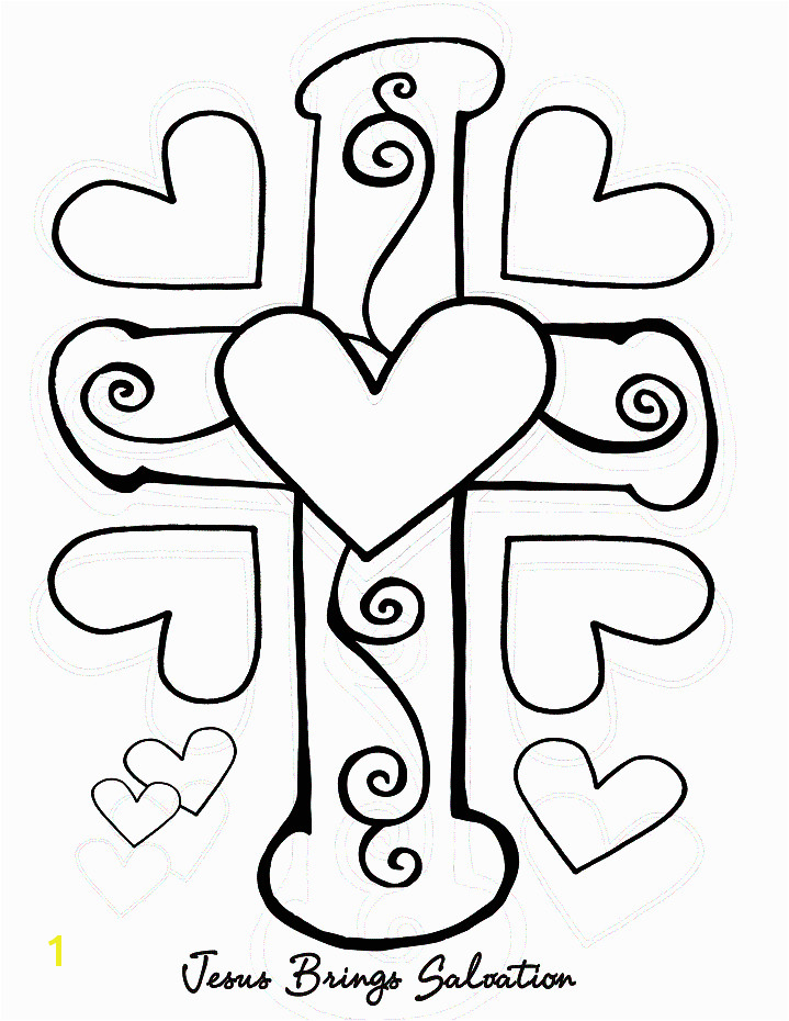 coloring pages for vbs coloring pageschristian resources for sunday schoolcross with heart coloring poster