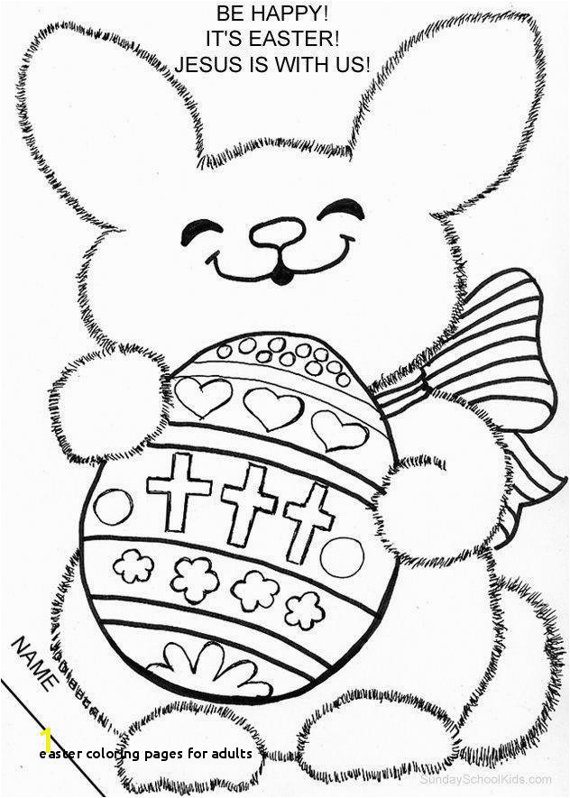 Easter Coloring Pages for Adults Easter Printouts Good Coloring Beautiful Children Colouring 0d Ideas