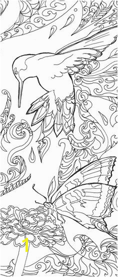 Items similar to Printable coloring pages Adult Coloring book Hummingbird Colibri Clip Art Hand Drawn Original Zentangle Colouring Page For Download