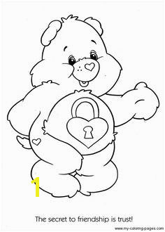 """care bears""""Secretours"""" Coloring Sheets For Kids Coloring Pages For Grown Ups"""