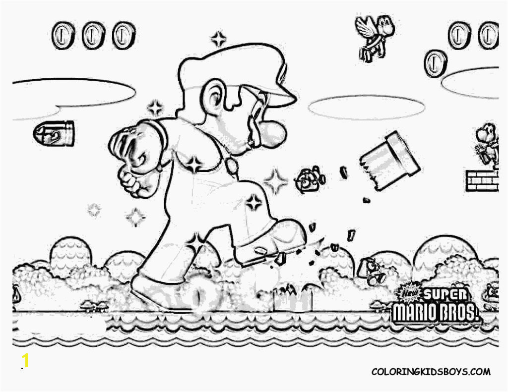 Unique Mario Coloring Pages to Print Free Coloring Schön Super Mario Inspirierend Super Mario Kart Ausmalbilder treehouse nyc