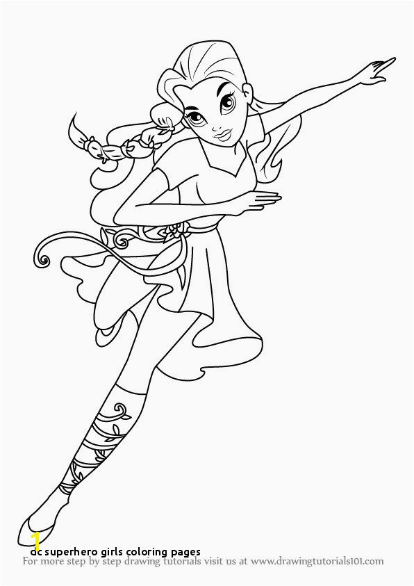 Dc Superhero Girls Coloring Pages Superheroes Coloring Pages Superhero Coloring Pages 0 0d