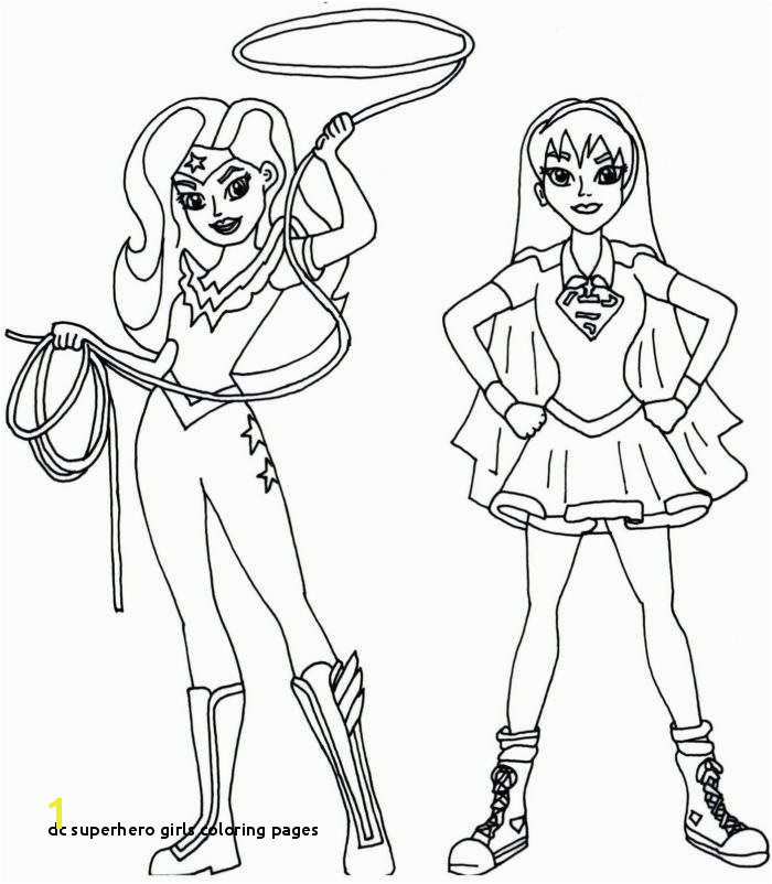 Dc Superhero Girls Coloring Pages Dc Super Hero Girls Coloring Page Download Awesome Coloring Pages