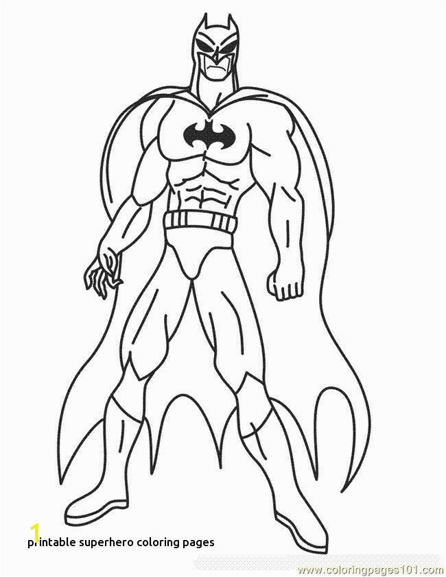 Girl Superhero Coloring Pages Inspirational 18 Best Superhero Printable Coloring Pages Girl Superhero Coloring Pages