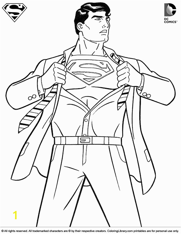 Superman Returns Coloring Pages Simon Superman Coloring Page Coloring Pages Pinterest