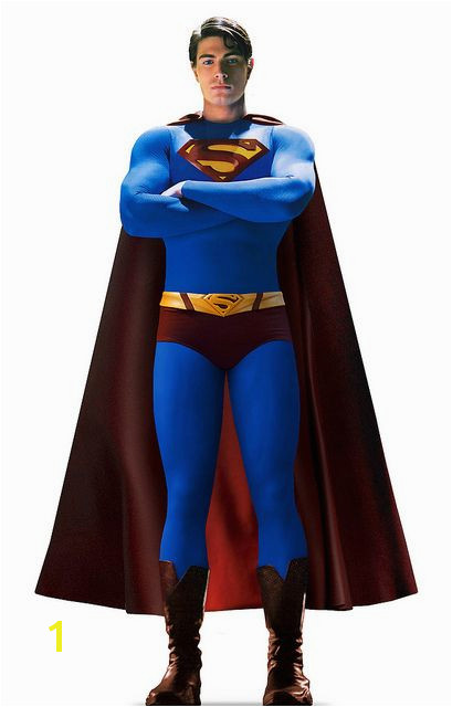 Superman Returns Brandon Routh 0014 by Brandon Routh is Superman via Flickr