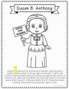 susan b anthony coloring sheets Yahoo Image Search Results Susan B Anthony Biography