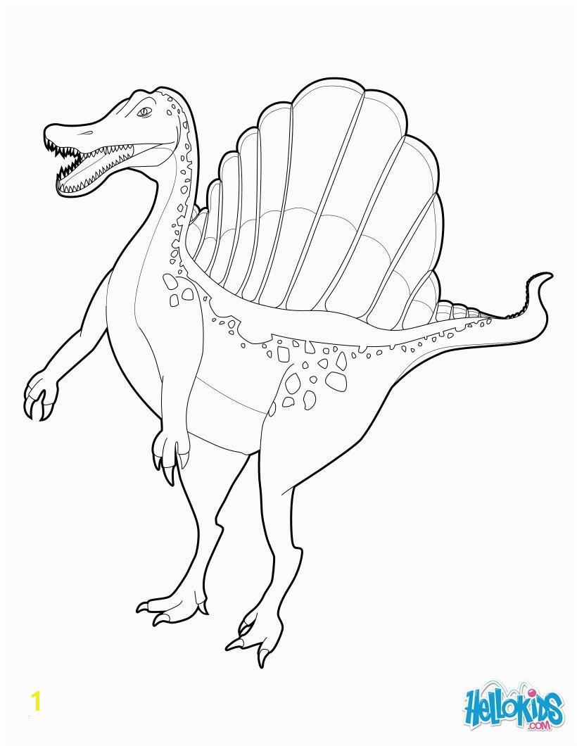 T Rex Coloring Pages Free Ausmalbilder Spinosaurus Einzigartig Spinosaurus Vs T Rex Coloring