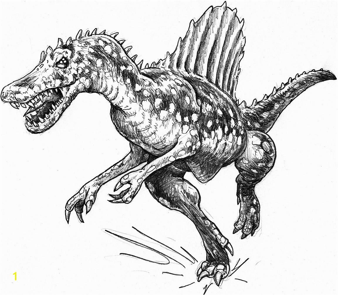 Ausmalbilder Spinosaurus Einzigartig Spinosaurus Vs T Rex Coloring Pages Schön Tyrannosaurus Rex
