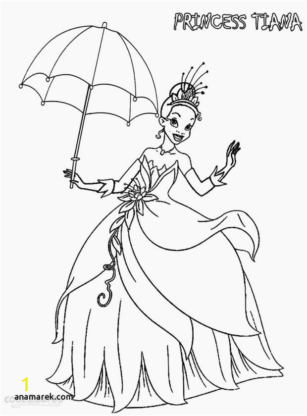 Disney Princess Tiana Coloring Pages Elegant Fresh Printable Coloring Book Disney Luxury Fitnesscoloring Pages 0d