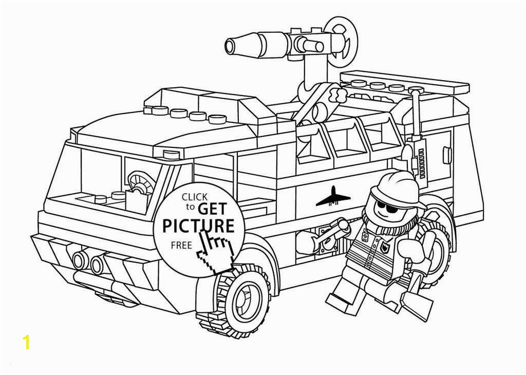 Pages Awesome Trucks Coloring Related Post