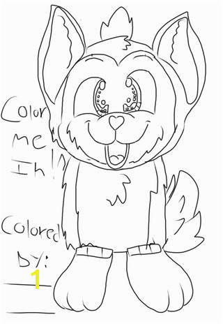 Tattletail Coloring Pages Hey Guys Have Not Been Posting Lately but I Want to Do something