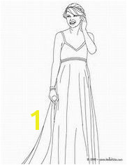 People Coloring Pages Alphabet Coloring Colorful Fashion Taylor Swift Beautiful Dresses Colouring Famous People Coloring Pages Cute Dresses