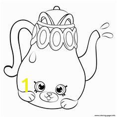 Tea Kettle Coloring Page 262 Best Kids Shopkins Coloring Pages Images