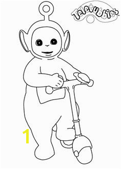 Po Teletubbies Coloring Pages Teletubbies Coloring Pages KidsDrawing – Free Coloring Pages line