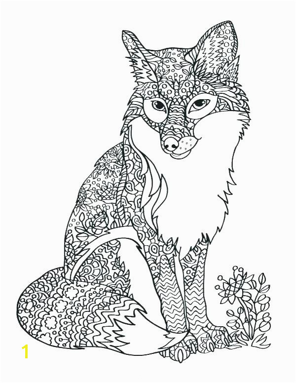 Fox Coloring Pages To Print Fashionable Inspiration Terry Fox