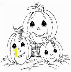 Fun Coloring Pages pumpkin halloween precious moments coloring pages thecraftsclub