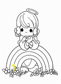 Precious Moments Free Coloring Coloring Pages For Kids Coloring Sheets Coloring Books