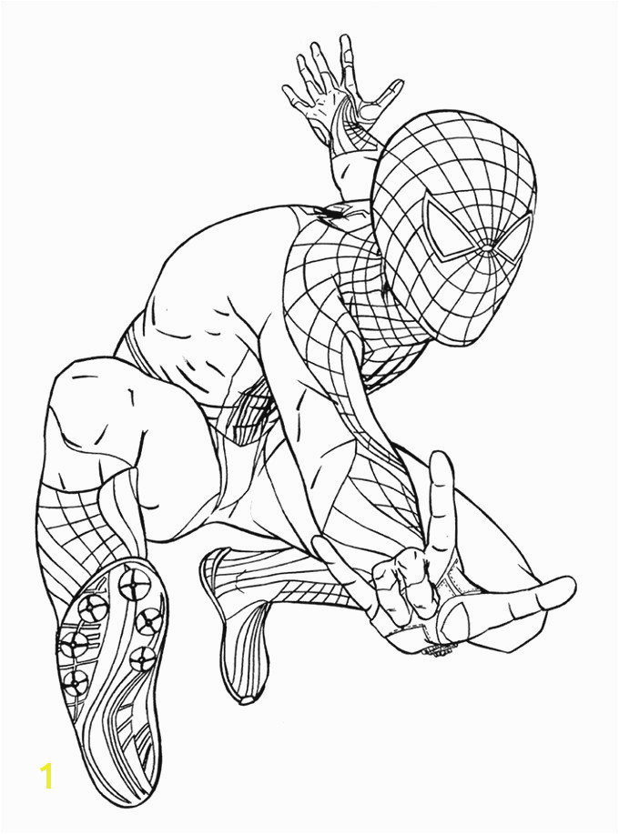 Spiderman Einzigartig Drawings Spiderman Fresh Spider Man Coloring Pages 0 0d Spiderman