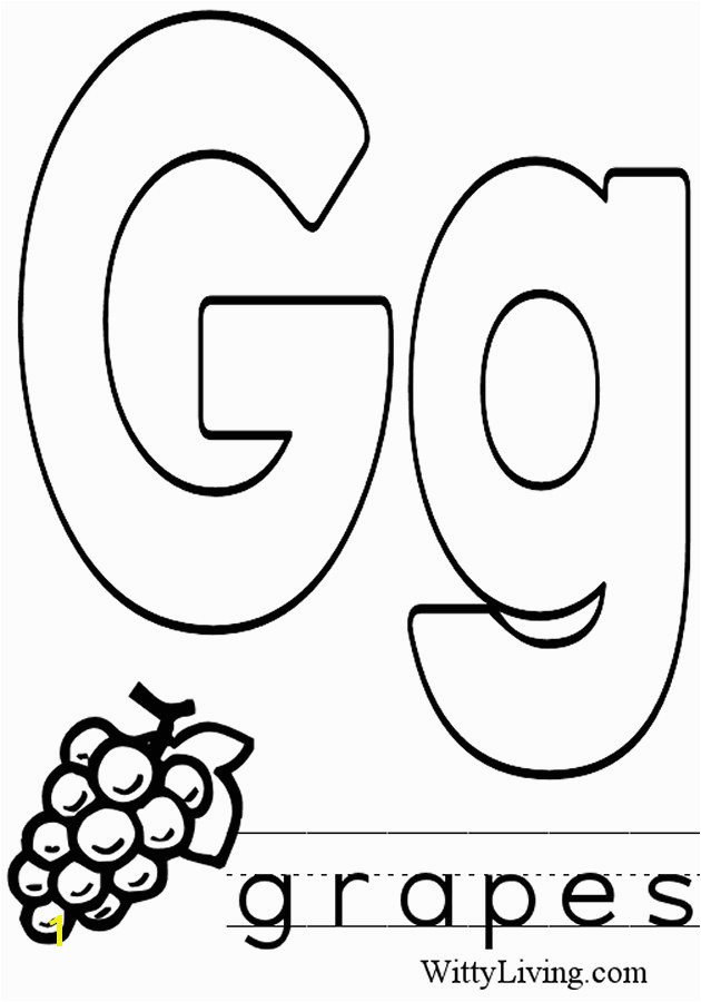 letter g coloring sheets letter g coloring pages coloringpages ideas