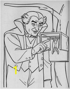 munsters coloring pages