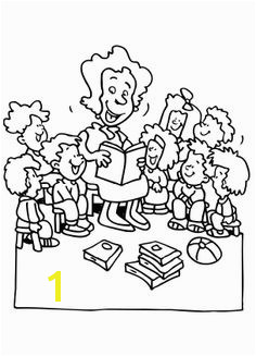 Teachers And Kids Coloring Pages Coloring Pages For Kids Kids Coloring Be ing A Teacher