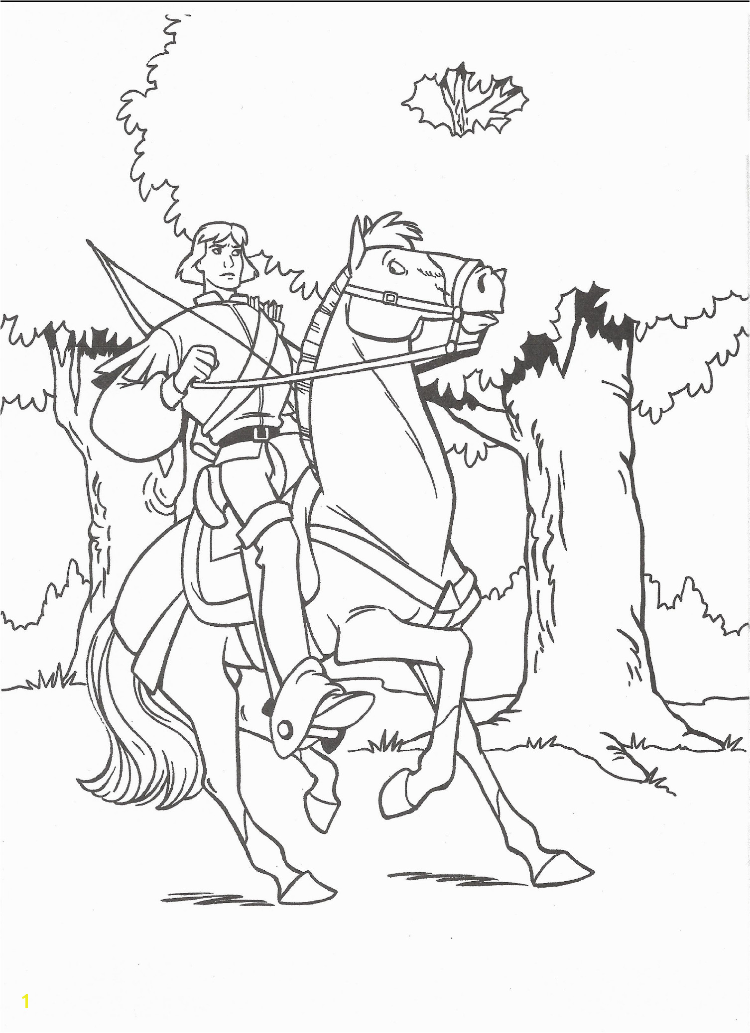 The Swan Princess Coloring Pages Image Swan Princess Official Coloring Page 27