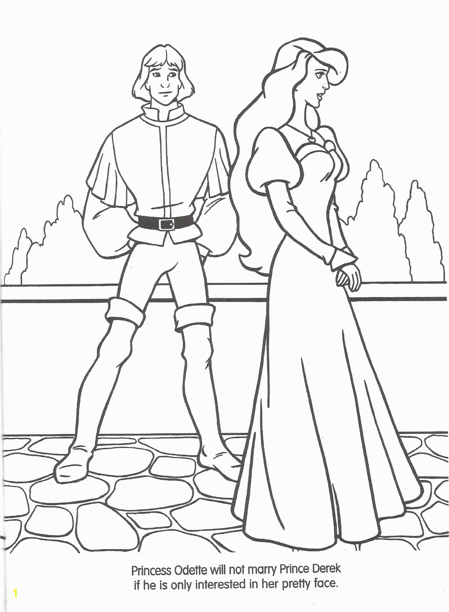 The Swan Princess Coloring Pages the Story Of the Swan Princess the Swan Princess Wiki