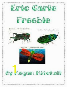 Enjoy some free activities to go with Eric Carle s stories The Very Clumsy BeetleThe