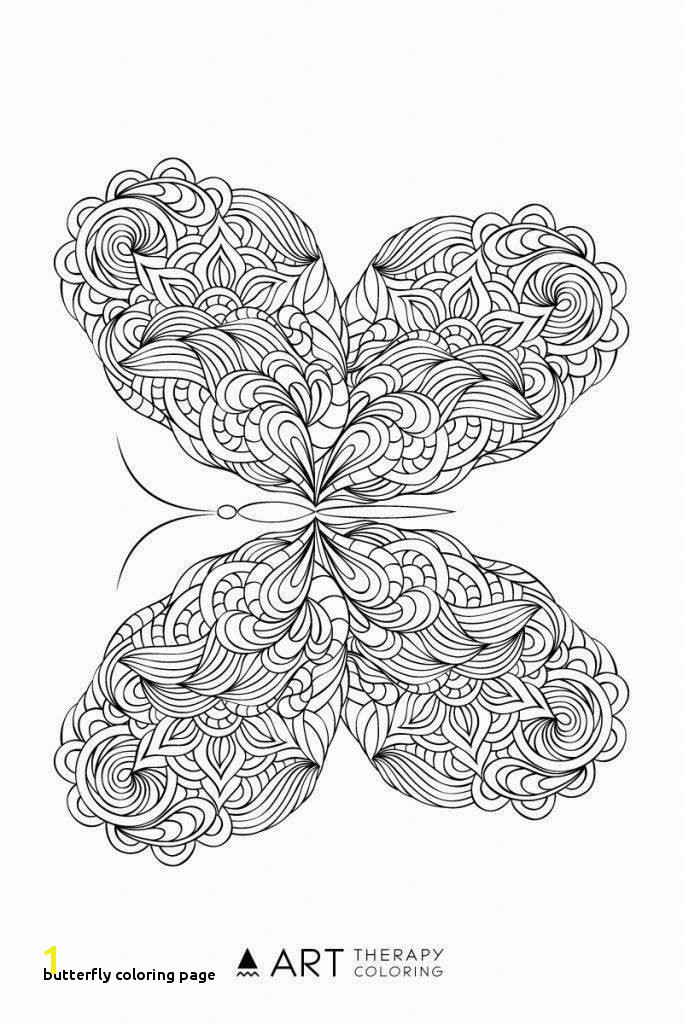 butterfly Coloring Page Coloring Pages butterflies for Adults butterfly Coloring Pages