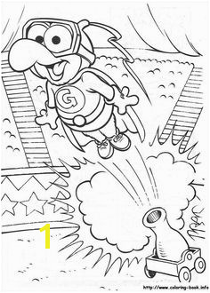 Muppet Babies coloring picture line Coloring Pages Disney Coloring Pages Coloring Book Pages