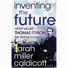 Thomas Edison Coloring Pages Amazon Sarah Miller Caldicott Books Biography Blog