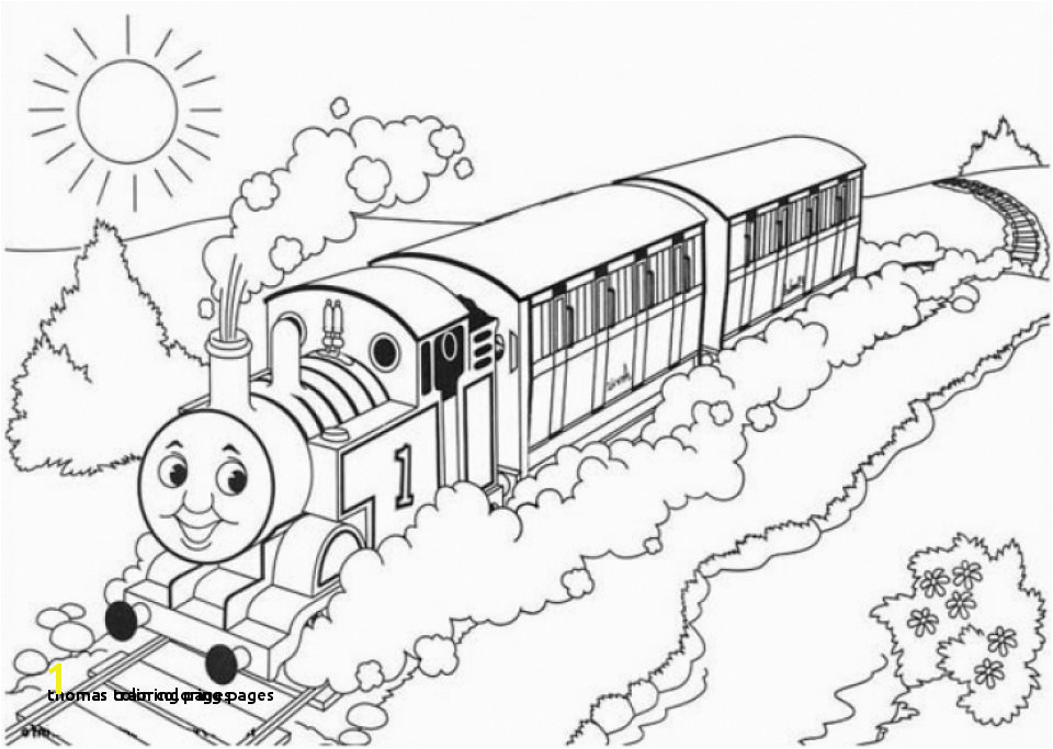 Thomas the Tank Engine Coloring Pages Thomas Coloring Pages 28 Thomas Train Coloring Pages Kids Coloring