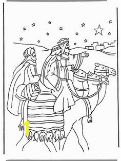 3 Kings Day or Epiphany Coloring Pages Hello 3 Kings day is around the corner