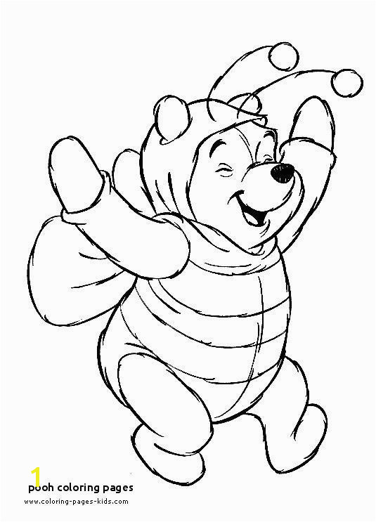 26 Pooh Coloring Pages