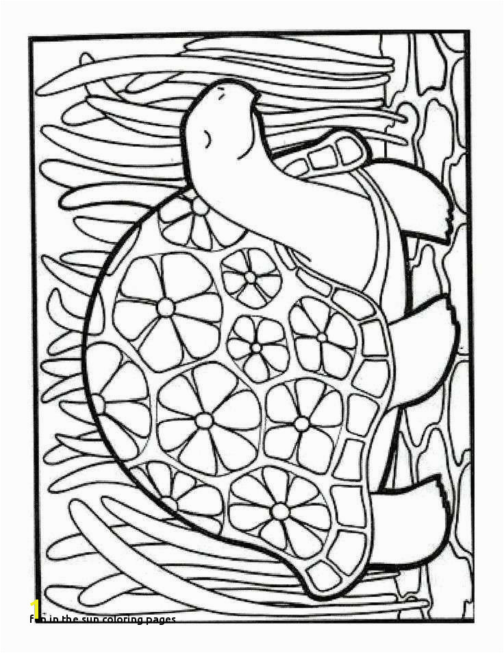 Fun In the Sun Coloring Pages Coloring Printables 0d – Fun Timecoloring Pages for Kids Boys