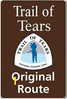 trail of tears indian tribes