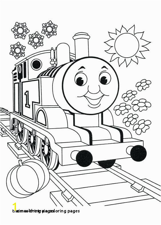 27 Train Coloring Pages