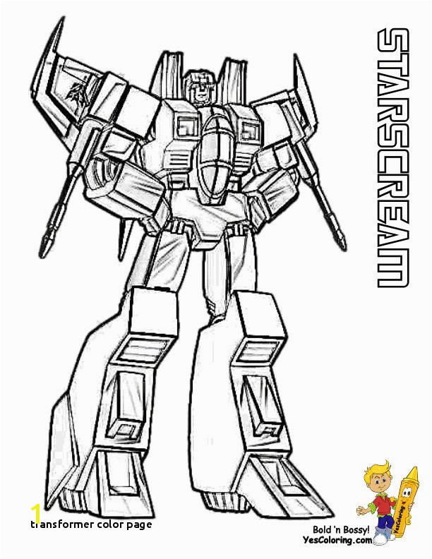 Optimus Prime Coloring Page Transformers Coloring Pages Shockwave