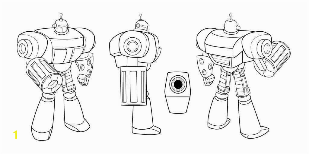Transformers Rescue Bots Morbot Coloring Page