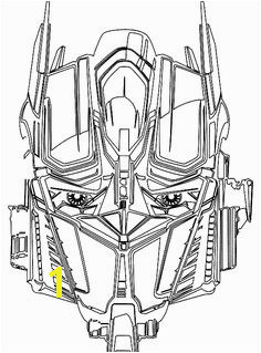 Face Optimus Prime Transformers Coloring Pages Festa Transformer Transformer Birthday Transformers Coloring Pages